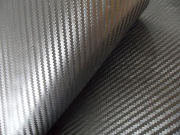 Mclogan Supply Company 3d Carbon Fiber Vinyl 60 Quot Silver