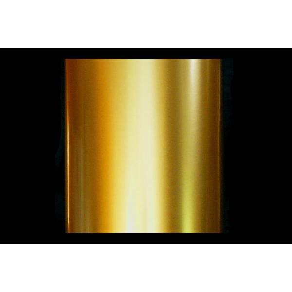 Mclogan Supply Company 22 Karet Sign Gold Satin Surface