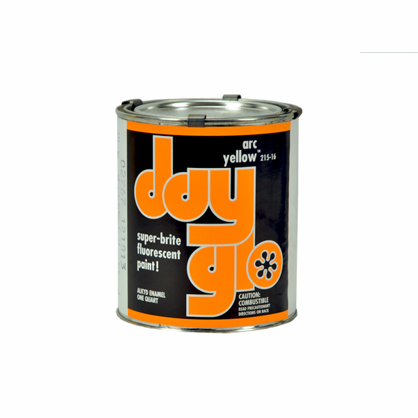 Mclogan Supply Company 215 Day Glo Oil Based Enamel 215