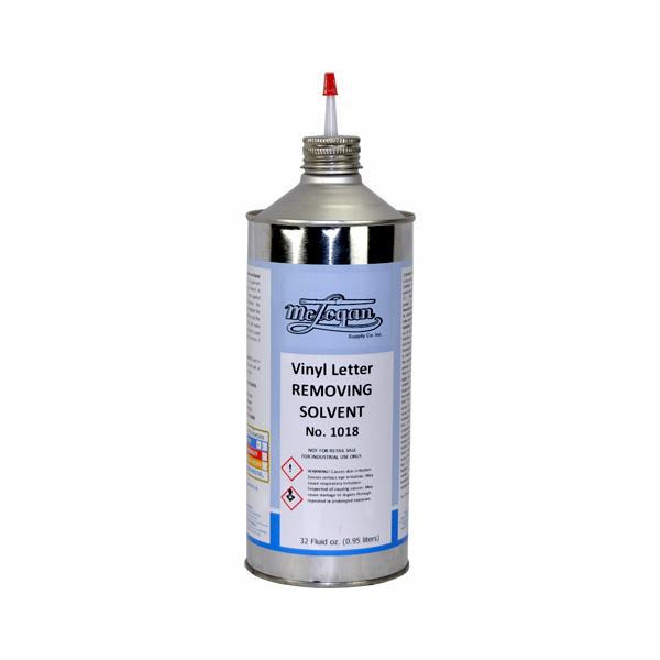 Mclogan Supply Company Heat Transfer Vinyl Remover