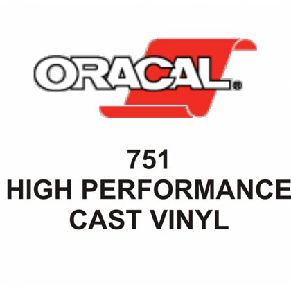 ORACAL�751�High Performance Cast