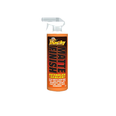 Ducky Matte Finish Detailer 16oz