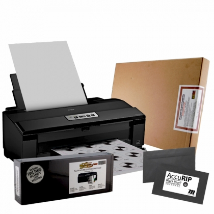 Epson 1430 All Black Film Output Package w/ AccuRip Pearl