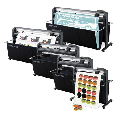 FC8000 series High-Performance cutting plotter