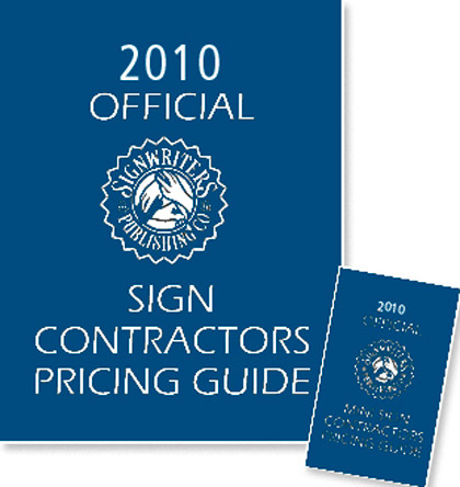 Sign Contractors Pricing Guide