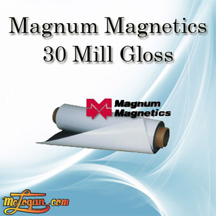 Magnum Magnetics 30 mill Gloss  FT