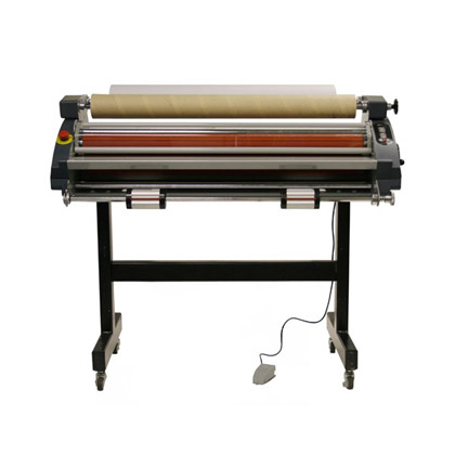 "RSL-1050CL 41"" cold only free standing laminator"