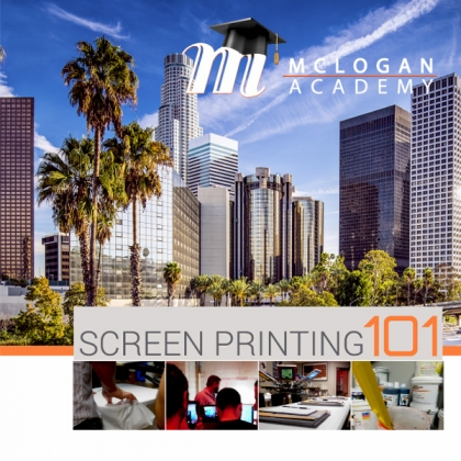 Screen Printing 101 in DTLA