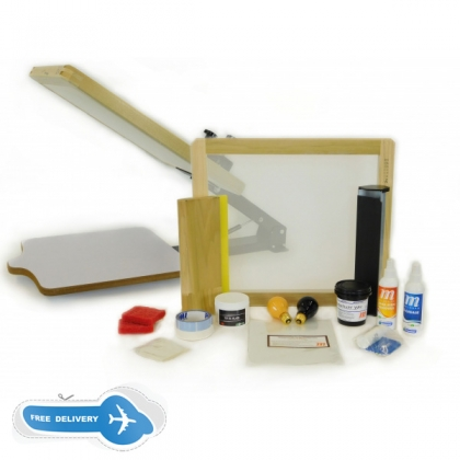 McLogan Screen Printing Starter Kit