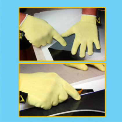 Image 1 Impact Wrap Gloves 1 Pair