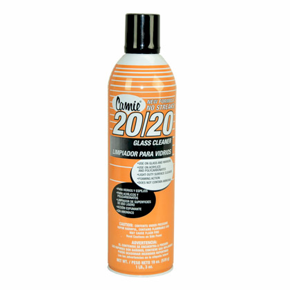 Camie 20/20 Glass Cleaner