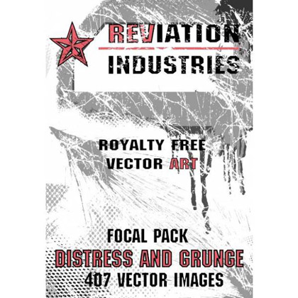 Reviation Distress And Grunge
