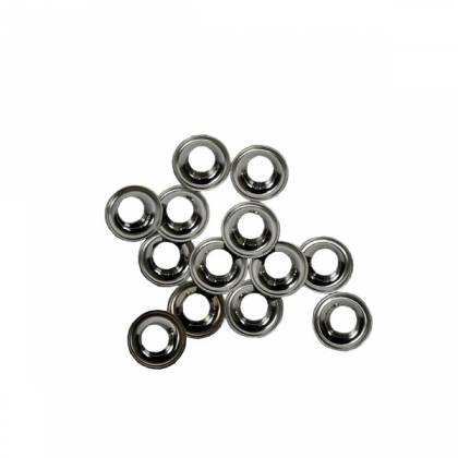 Grommet #2 Nickel 1 gross (144 pairs)