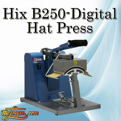 B250-Digital Hat Press
