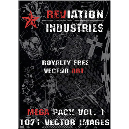 Reviation Clipart  Mega Pack #1