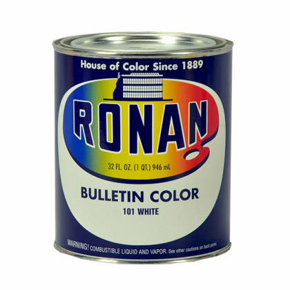 Ronan Bulletin Colors