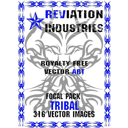 Reviation Tribal Pack