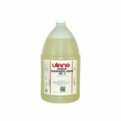 Ulano #3  Screen Degreaser