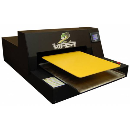 Viper XPT-6000 Pre-Treatment Machine