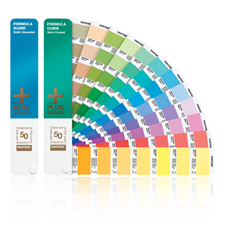 Pantone GP1401 Coated and Uncoated Formula Guide